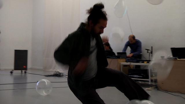 Baloonexplosion