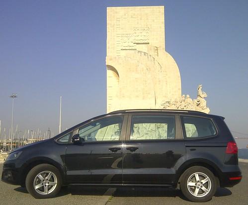 Lisbon Stories minivan