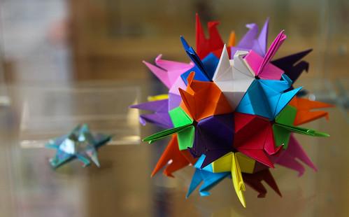 crane origami