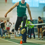 2014-02-39 -- Keck Invitational indoor track meet.