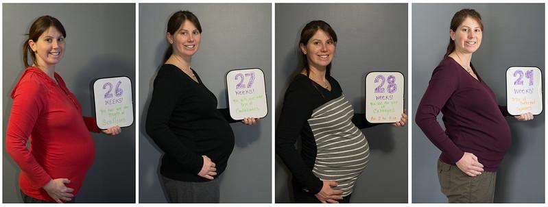 Belly photo week 26-29