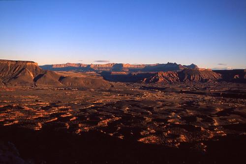 analog utah sandstone desert hurricane velvia zion zionnationalpark redrock analogphotography rvp50