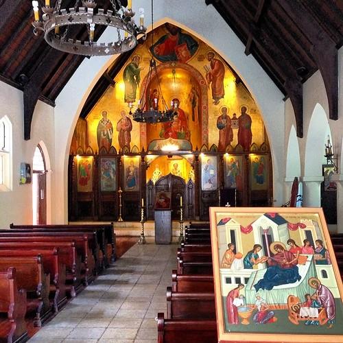 Iglesia Ortodoxa de Providencia #Santiago #Providencia