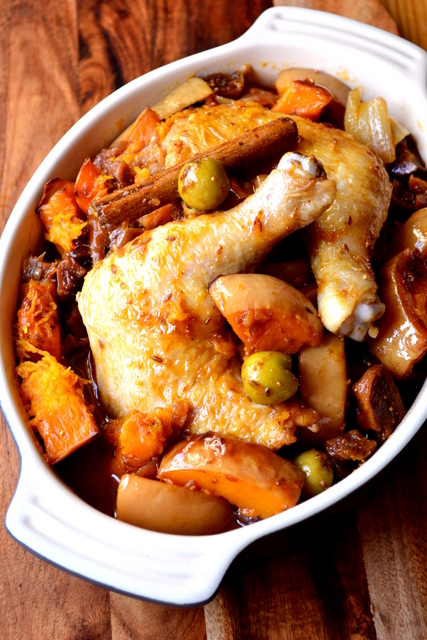 Chicken and Butternut Squash Tagine Recipe(3)