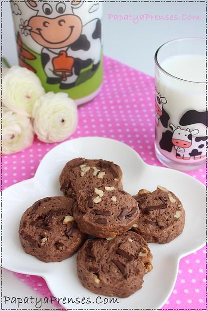 parça çikolatalı kurabiye 004
