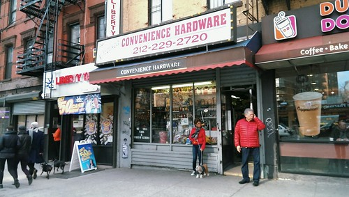 """The Convenience Hardware Store"" by B.C. Lorio"