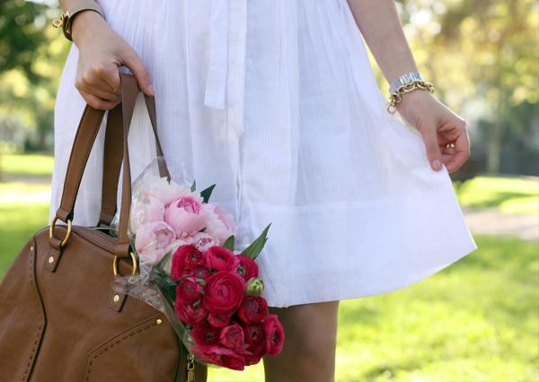 שמלה לבנה לחג, חצאית לבנה, בלוג אופנה