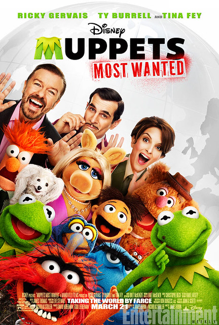 Header of Muppets Most Wanted