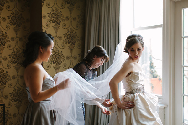 Celine Kim Photography intimate winter wedding MJ Toronto Hart House-12