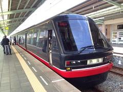 黒船電車, 伊豆急, 下田, 日本, リゾート21, 下田市, しもだし, The Black Ship Train, Shimoda, Japan
