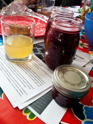 Shrub and Kombucha Workshop
