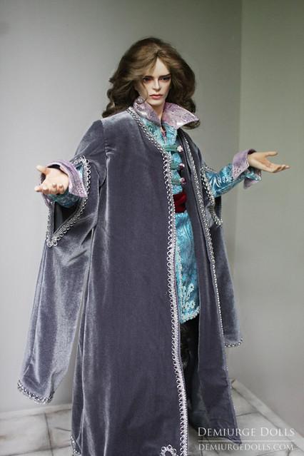Alexei's costume 1
