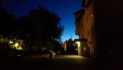 HTC One M8 - zdjęcie nocne