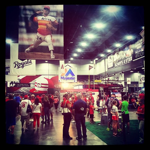 @MLB #FanFest #Friday