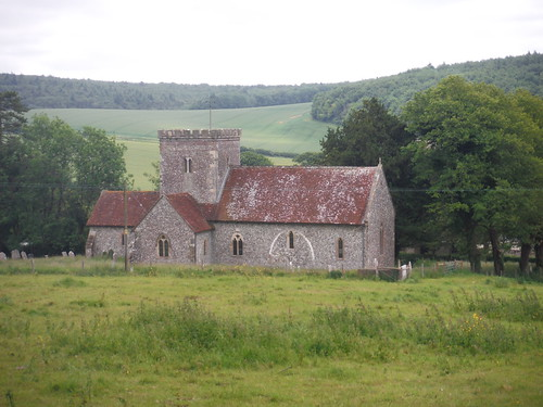 All Saints Church, East Dean
