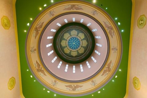 Oregon State Capitol Rotunda Interior