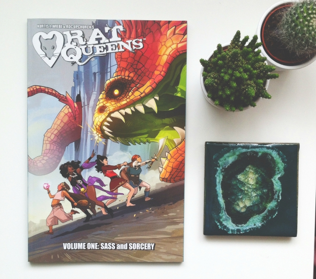 rat queens uk lifestyle book blog