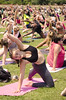 Hot Yoga on the Hill