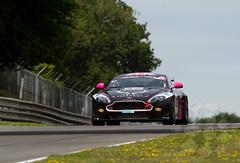 British GT Championship JWB Bird Motorsport Aston Martin Vantage GT4 Challenge (Kieran Griffin / Jake Giddings)