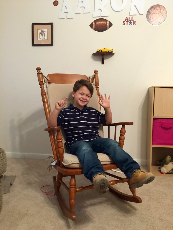 Aaron Rocking Chair