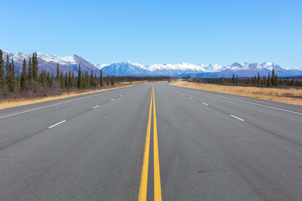 Alaska. Highway 3