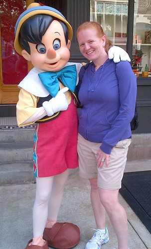 Pinocchio at Disney's Hollywood Studios