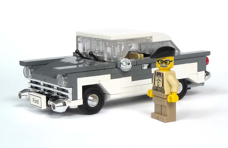 Lego Sets With Many Bricks To Build Car