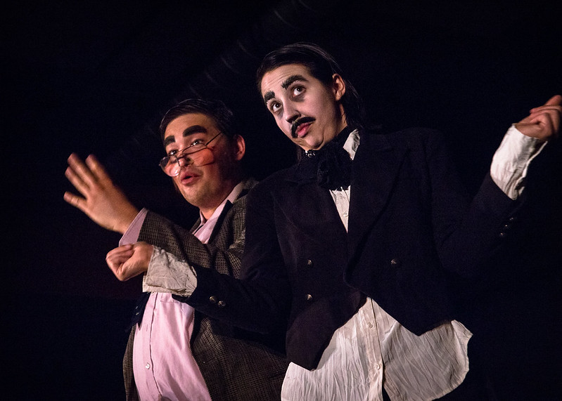 Poe and Mathews-Photos By Jacob Drabik