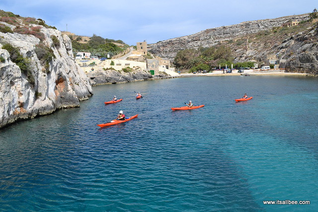 Kayaking in Malta Discovering Malta | Gozo and Comino | Malta Travel Guide | Places To See & Things To Do In Malta