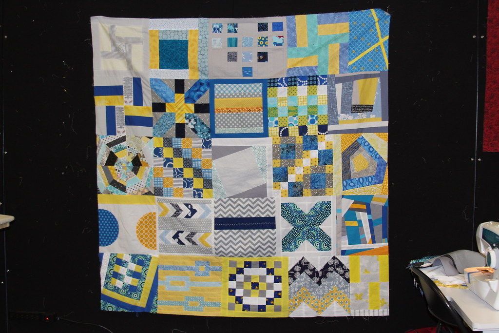 Quilts for Boston Sew-In
