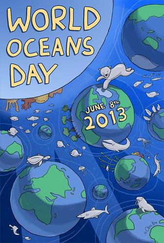 2103世界海洋日。 圖片來源:世界海洋日官方網站