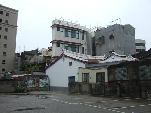 重慶寺あたり
