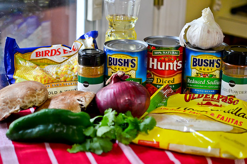 Vegetarian Chili-1