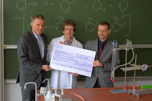 Johannes-Kepler-Gymnasium Weil der Stadt | FCI Förderung