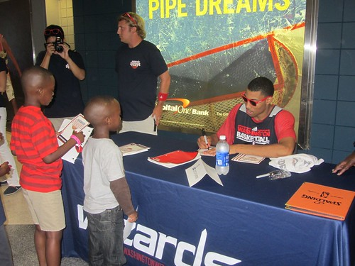 otto porter, washington wizards, summerfest, adam mcginnis, truth about it, fans, nba