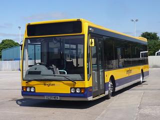 NEW Anglianbus livery X229WRA (c) David Smith