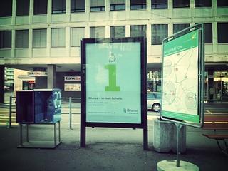 iShares Plakat Basel
