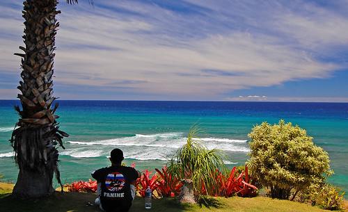 ocean hawaii nikon oahu pacificocean thewho yabbadabbadoo d40 nikond40 diamondheadroad kuileicliffs