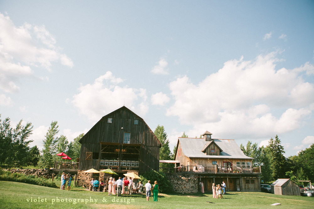 The Enchanted Barn, relaxing
