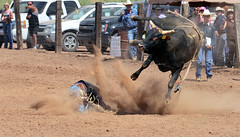 Galisteo Rodeo, New Mexico