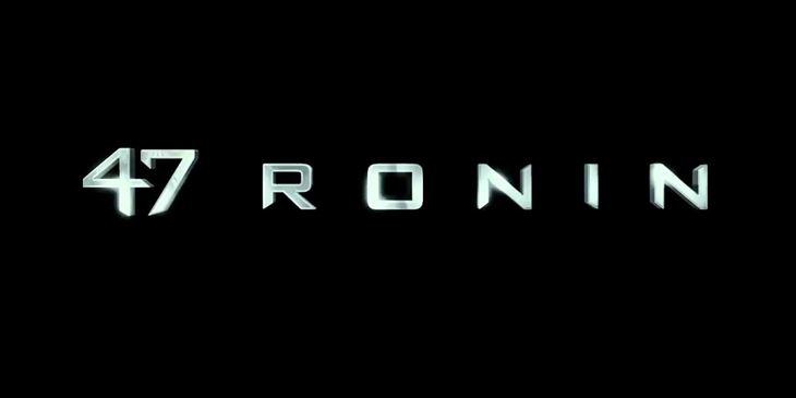 ตัวอย่างหนัง 47 Ronin ฉบับแรก