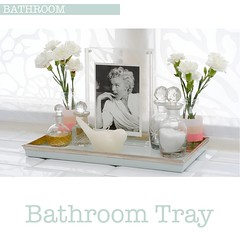 Bathroom Tray