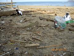 國聖埔另一端的沙灘