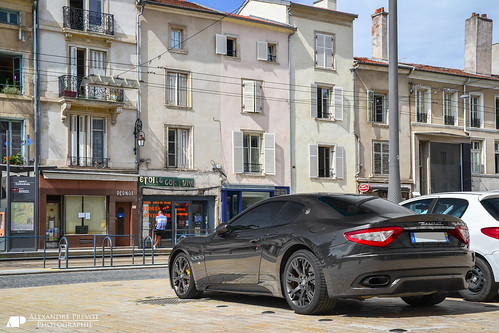 Maserati GranTurismo S MC Sport Line by Alexandre Prévot