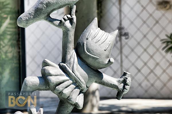estátua de Cobi, Barcelona