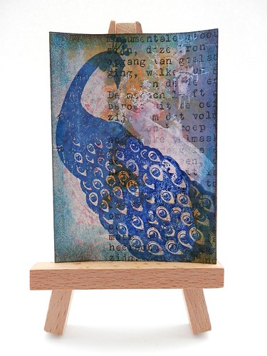 Mail art Bonus 2013-366 by Miss Thundercat