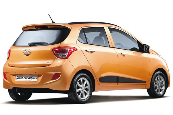 Hyundai Grand i10 Rear Right
