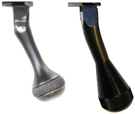 Knob and Handle Comparison