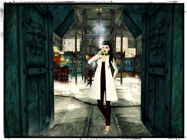 Boof. Nerdy Labcoat + AleyMart Mad Scientist's Lab_013