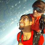 Intense free fall!